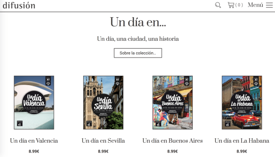 Books to read and learn Spanish from A1