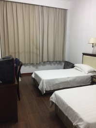 Sisu Hotel double room