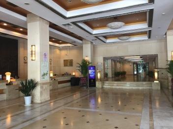 Sisu Hotel lobby