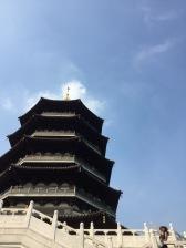 Hangzhou Leifeng pagoda