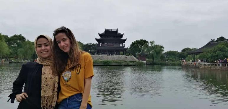 Students Shanghai summer school 2019