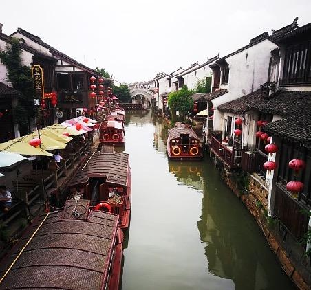 Shanghai summer school 2019 Suzhou