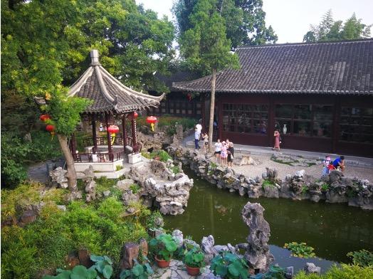 Shanghai summer school 2019 Suzhou gardens
